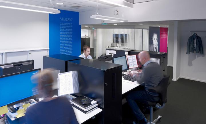 精致与时尚:挪威奥斯陆Scandic总部办公室设计