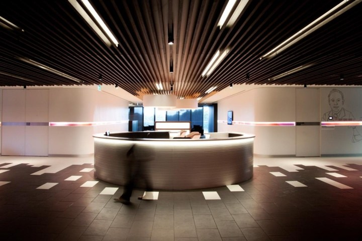 创意插画空间:3m澳大利亚总部设计图片