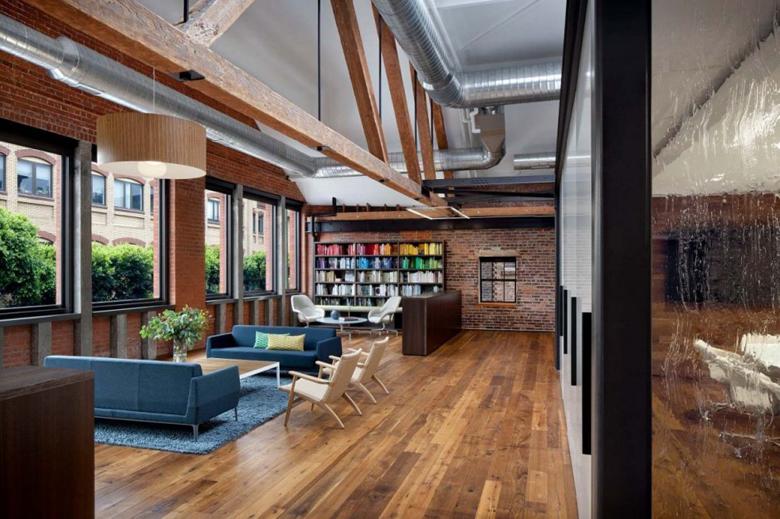 粗犷之美 美国Tolleson 办公室设计