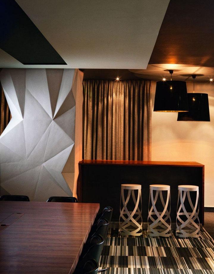 精致奢华 金融公司Tebfin办公室设计