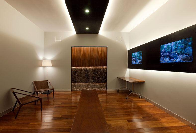 温馨时尚 墨西哥acbc公司办公室设计