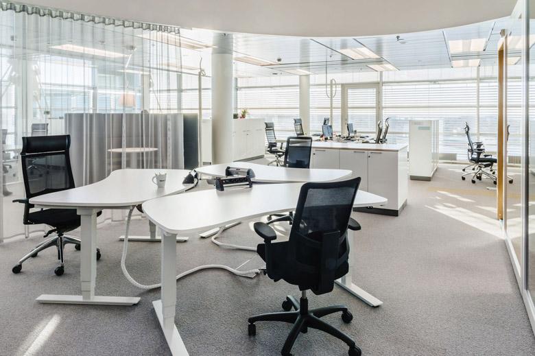 时尚办公网|办公设计|pin图库秀|时尚办公空间|开放
