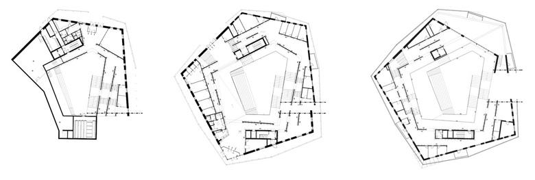 工程图 简笔画 平面图 手绘 线稿 780_263