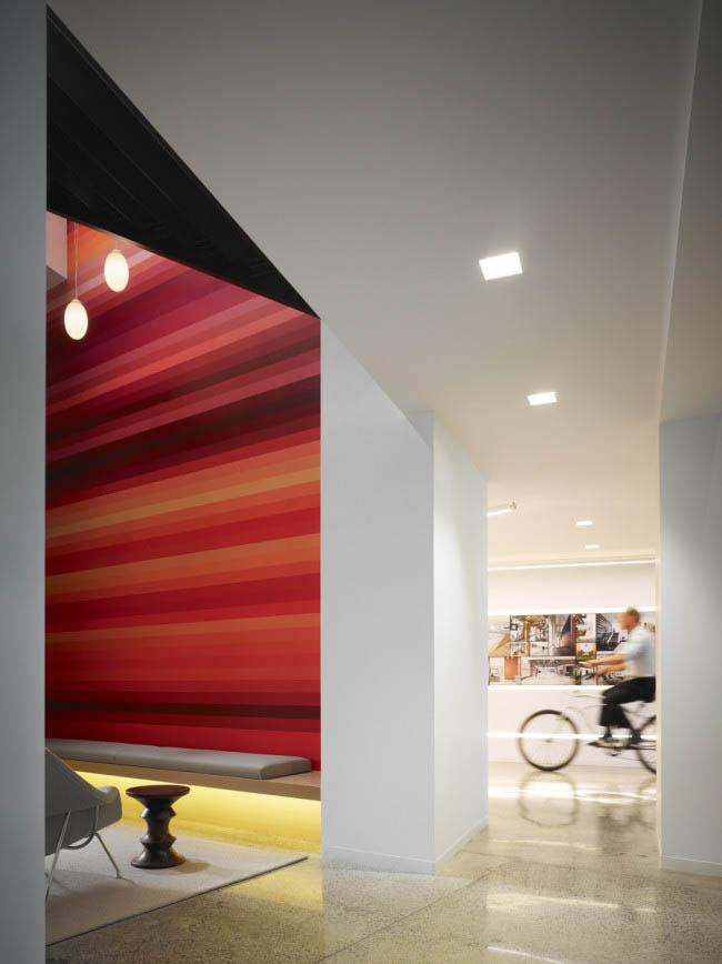 国际建筑设计事务所gensler橘子郡办公室设计