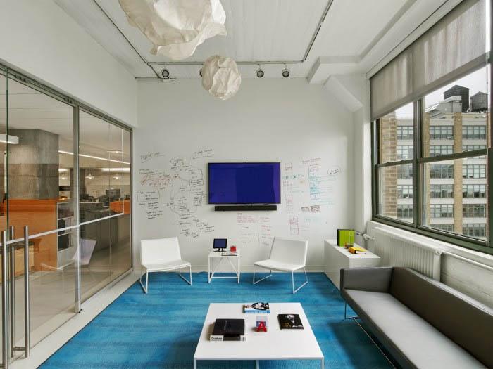 炫动色彩 Arnold 国际传媒广告企业纽约办公室