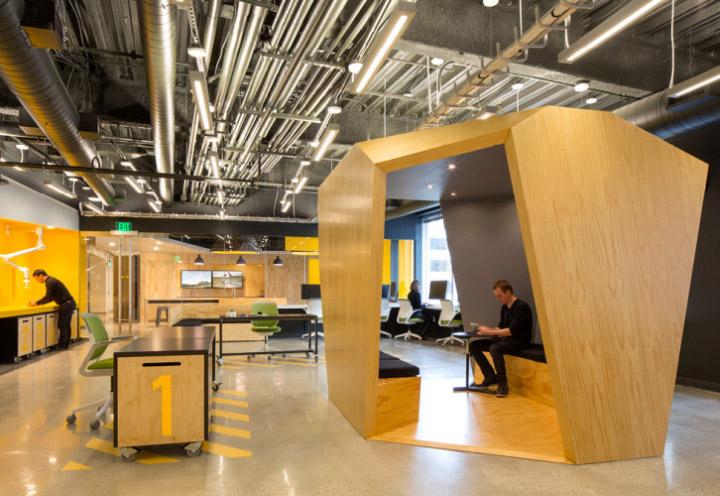 时尚办公网|办公设计|设计欣赏|美国麻省理工学院