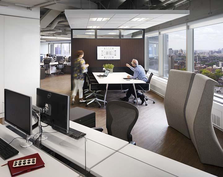 前沿设计 HOK建筑师事务所多伦多办公室设计