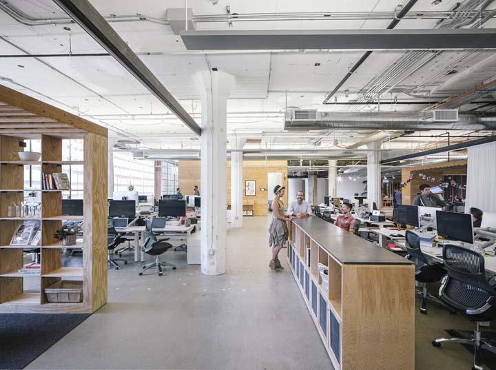 感官盛宴 Airbnb旧金山总部二期扩张设计