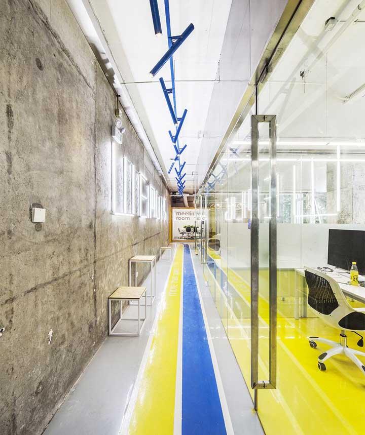 创意小宇宙 北京远洋新干线We+联合办公空间