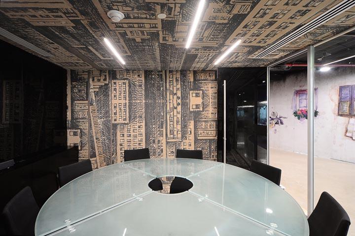 Viola通信公司阿布扎比总部设计欣赏