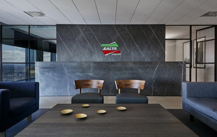 魅力设计 Salta地产墨尔本办公设计欣赏