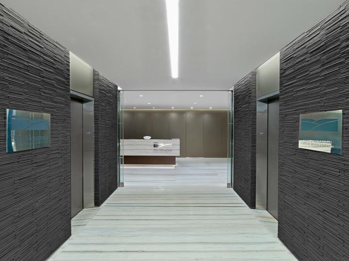 时尚轻奢 蓝山【资本】纽约总部设计【欣赏】