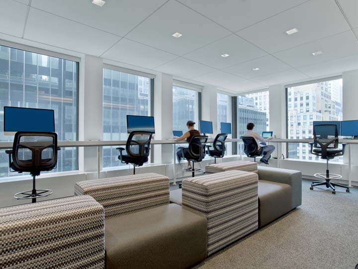 时尚轻奢 蓝山资本纽约总部设计欣赏