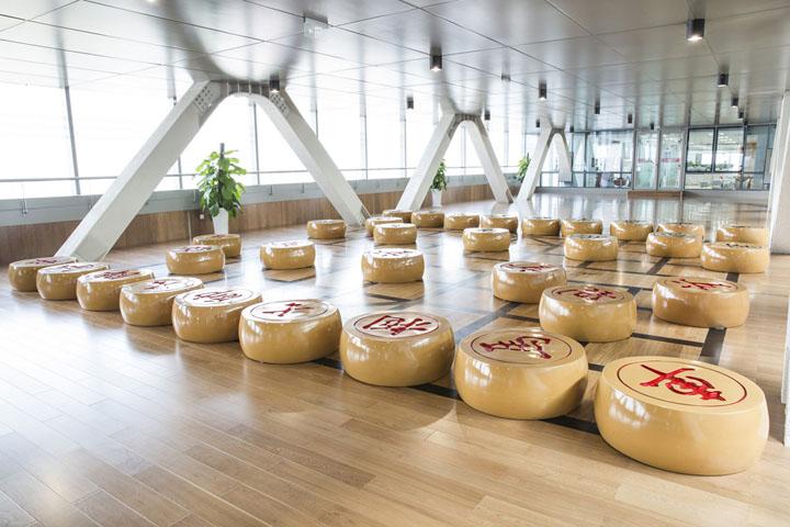 多维趣味空间 京东北京总部设计欣赏