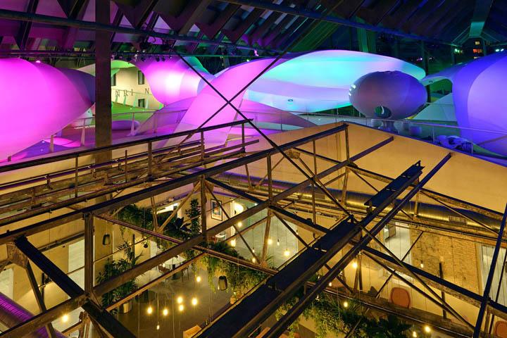 雀巢精神 Nestlé150周年展厅设计欣赏