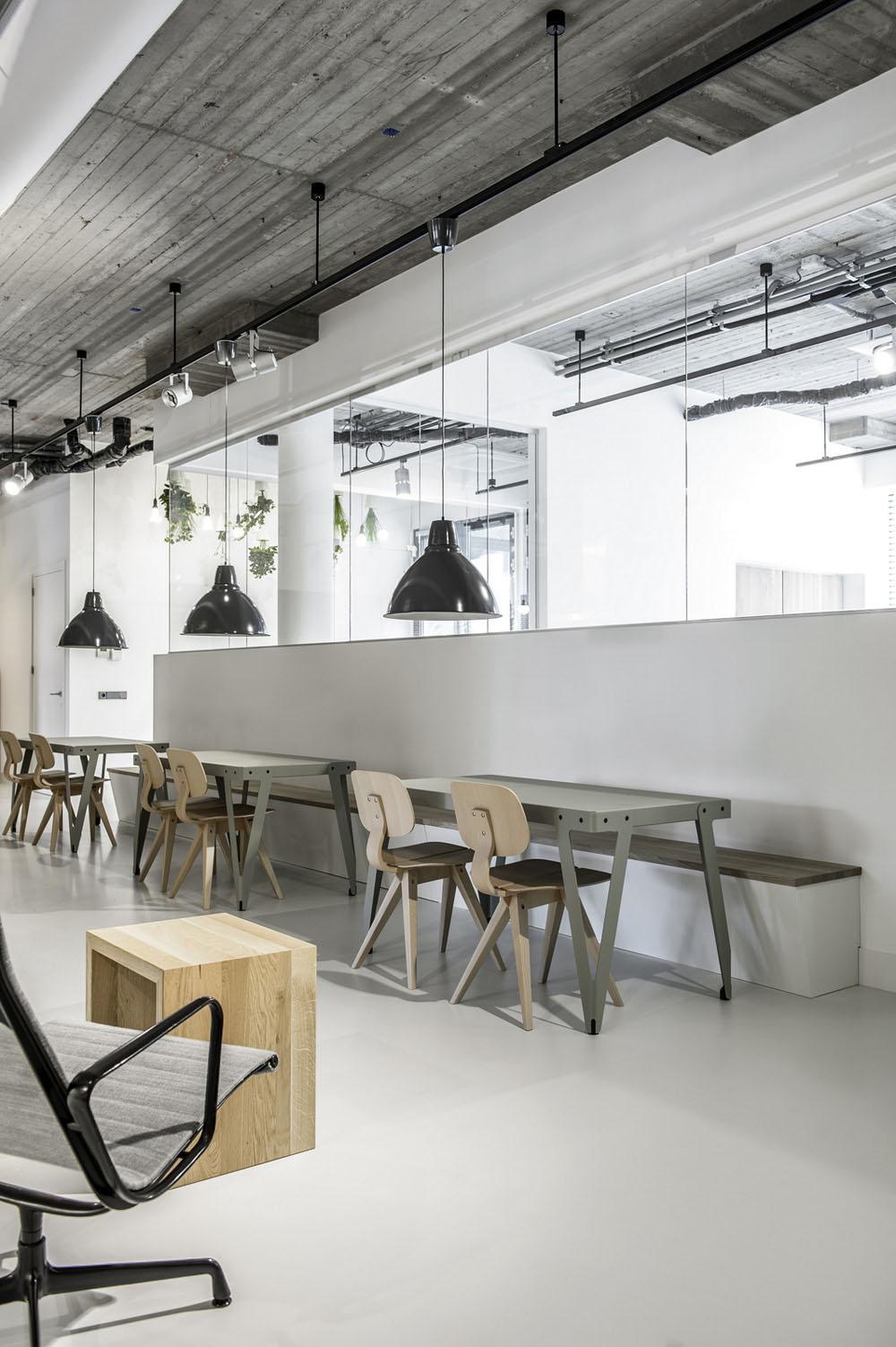 时尚办公网|办公设计|设计欣赏|北欧工业风