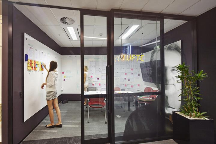 头脑风暴 咨询公司2nd Road悉尼办公设计欣赏