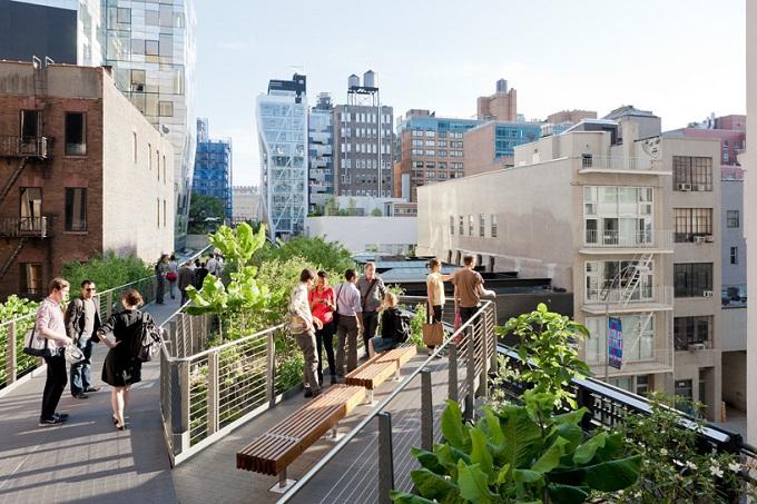 高架上的风景 安特卫普联合办公设计欣赏