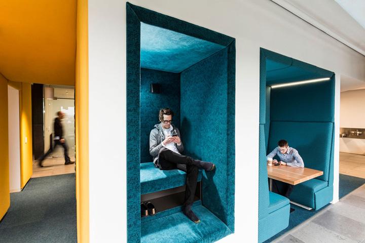 天籁之音 Microsoft雷德蒙德总部83号办公设计欣赏