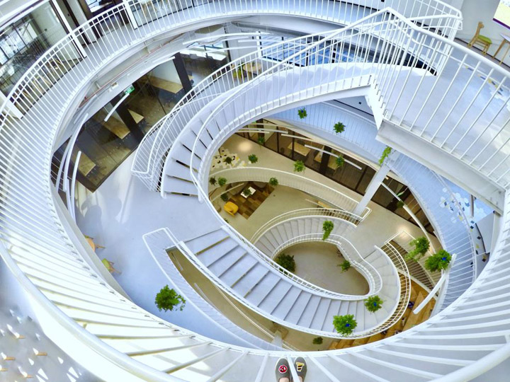 米域·有光(Mandela)联合办公设计欣赏
