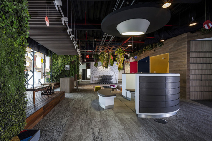 材赋未来 墨西哥YPasa材料创新体验馆设计欣赏