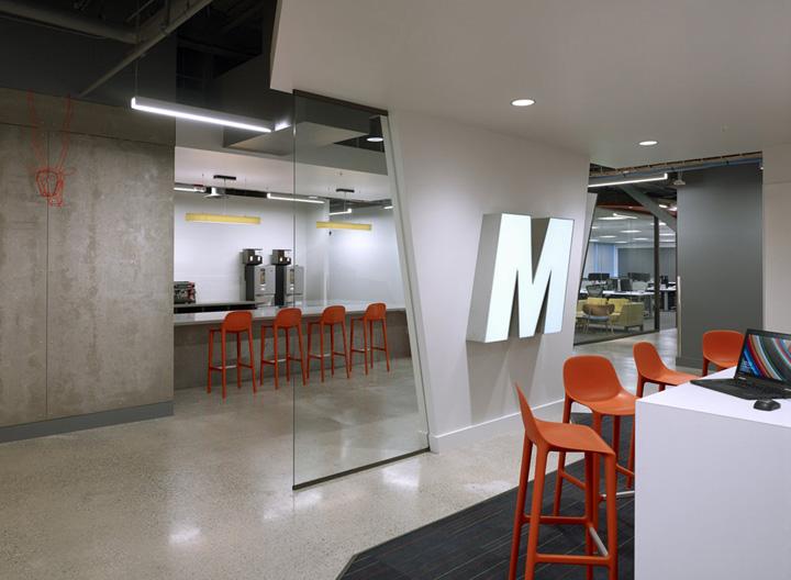 匠心独运 微软总部Studio H工作室设计欣赏