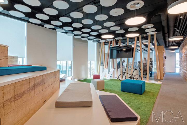 多彩生活 健身管理Wodify葡萄牙办公设计欣赏