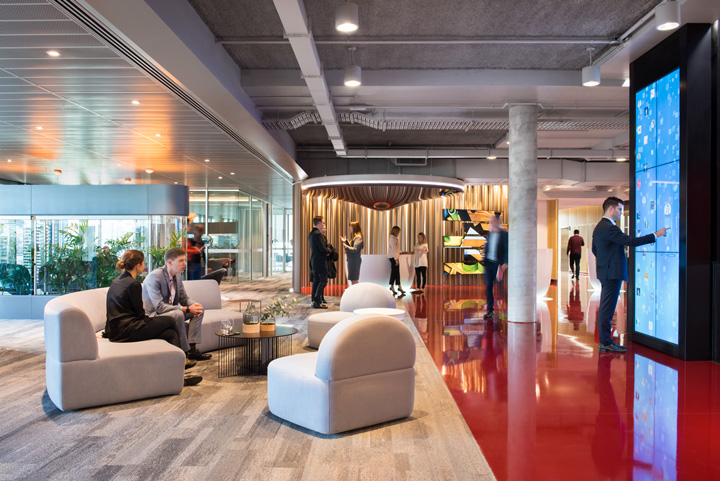 Pwc powered by discuz for Office design victoria