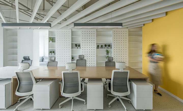 自由重构 可持续变化的Leege力景北京总部设计欣赏