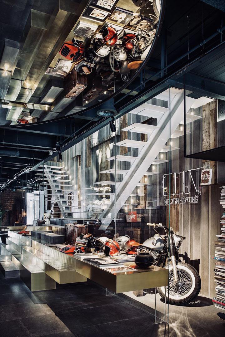 老厂房的精彩蜕变 CUN寸DESIGN北京办公设计欣赏