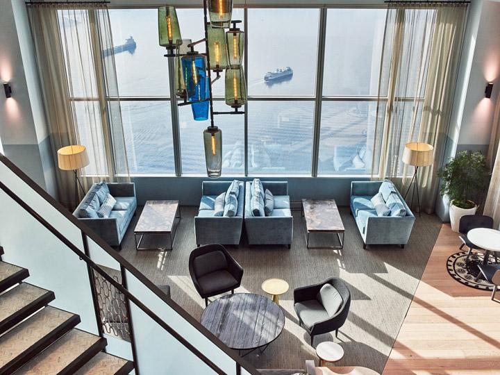 荣耀新视界 BCG波士顿咨询西雅图办公设计欣赏