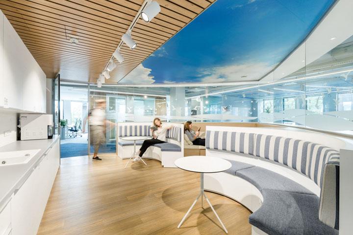 美丽海港 北欧 Nordea IT 波兰格丁尼亚办公设计欣赏