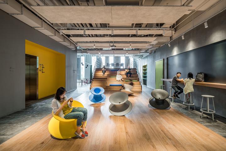 梦想照进现实 上海杨浦创智天地INNOSPACE+新型创业社区设计欣赏