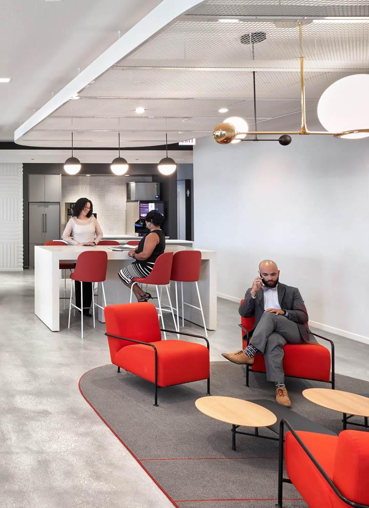 溯源与创新 麦当劳2.5亿美元的芝加哥总部大楼设计欣赏