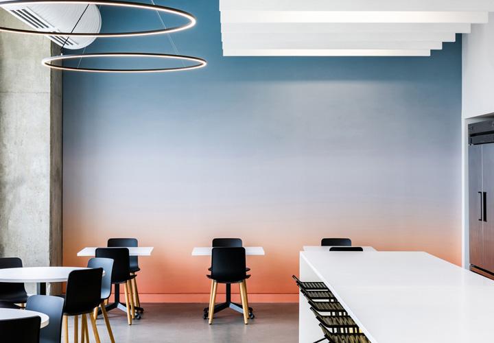 红色旋风 Civitas Capital Group达拉斯总部设计欣赏