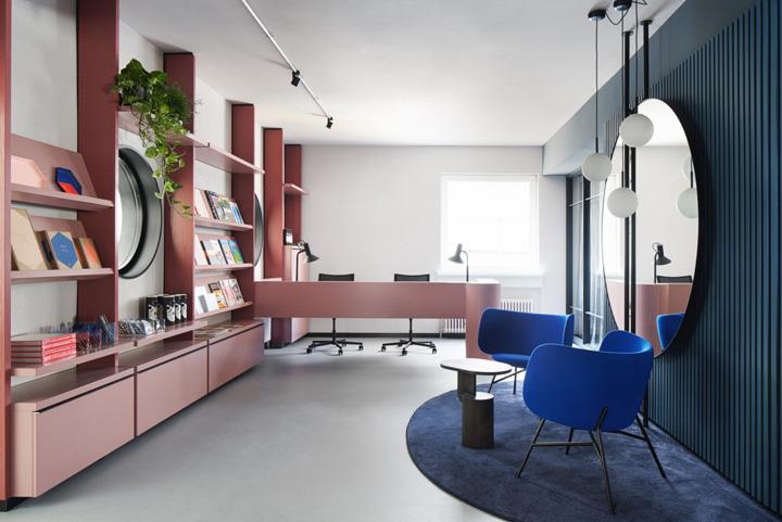 形色空间 德国Urban Spaces联合办公设计欣赏