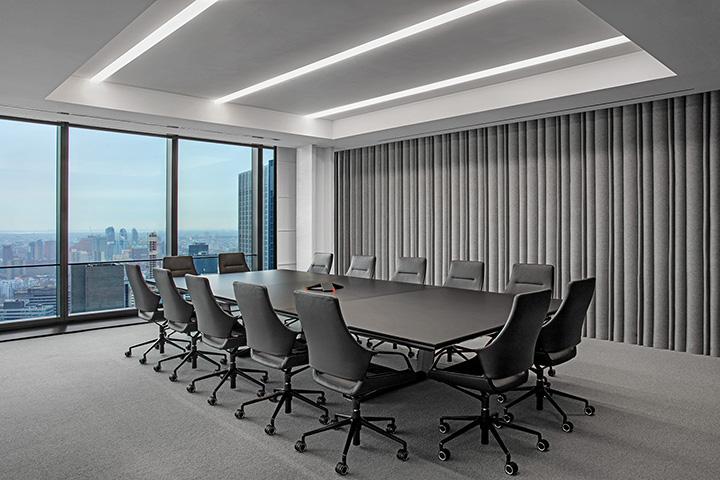 极简奢华 美国证券交易所IEX纽约总部设计欣赏