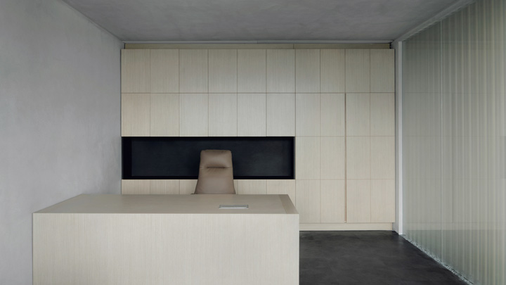 释压空间 海氏国际集团北京办公设计欣赏