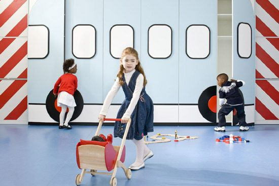 主题幼儿园的设计