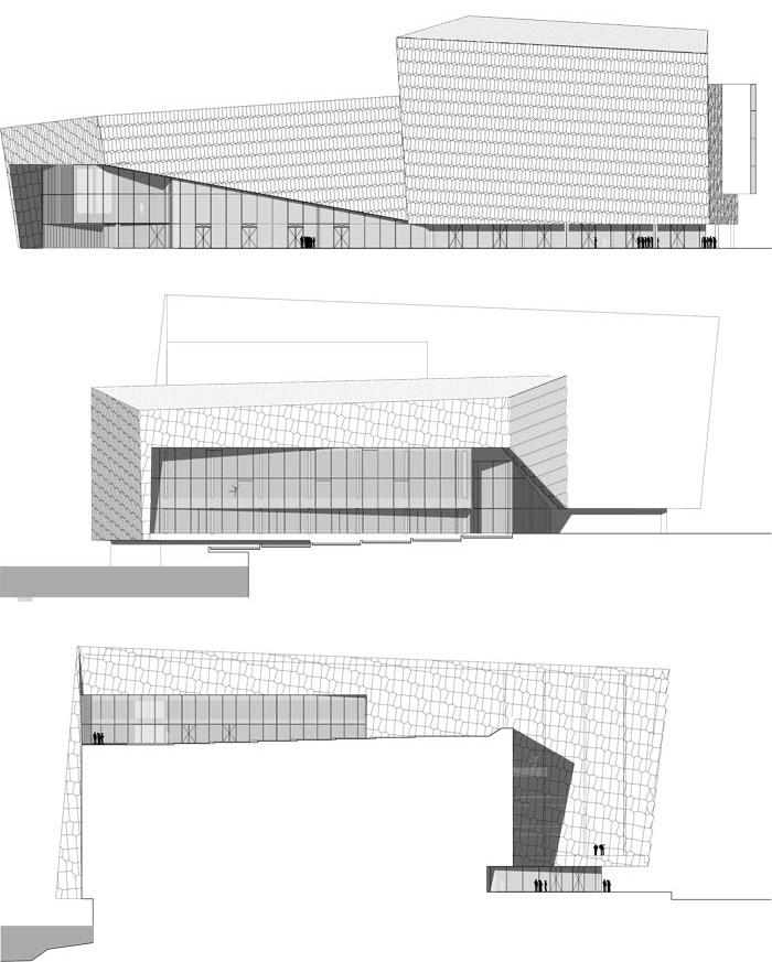 冰岛harpa音乐厅与会议中心