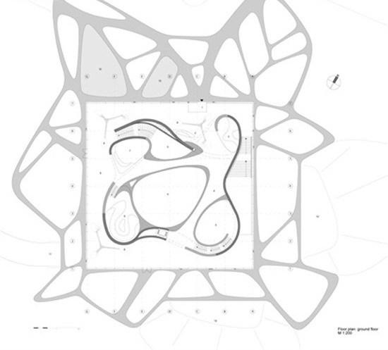 时尚办公网|办公设计|设计欣赏|德国莱昂纳多()玻璃