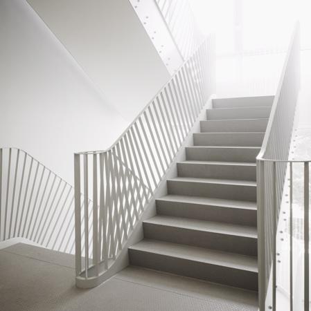 时尚办公网|办公设计|pin图库秀|时尚办公空间|楼梯