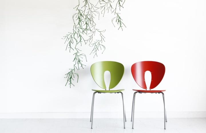 性感摩登的Globus曲线椅